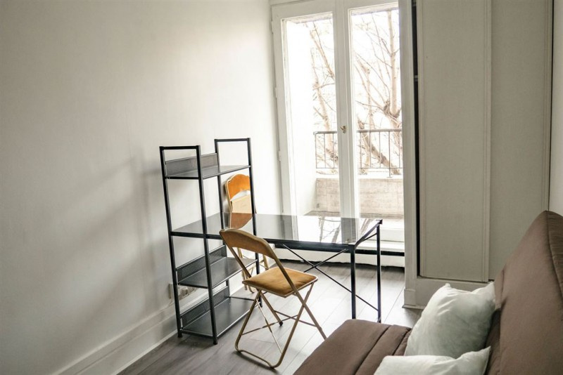 Location paris 16e suchet studio louer meubl refait for Location studio meuble paris 16